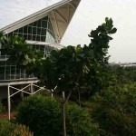 Putrajaya Botanical Garden visitor's center