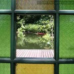The view into the Tropical Spice Garden on Penang Island