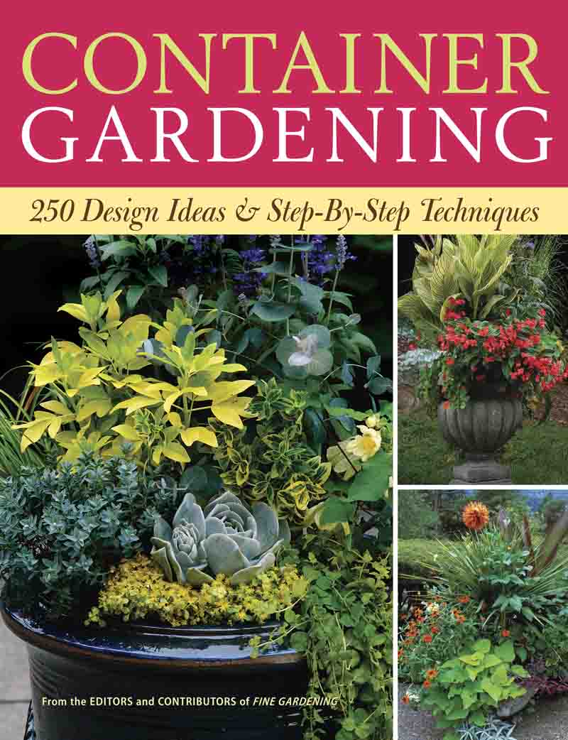 Container Gardening Cover