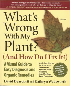 What's Wrong With My Plant? Book Cover