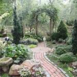 An inspirational garden near Philadelphia.