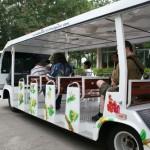 HRH Princess Maha Chakri Sirindhorn Herb Garden Tram