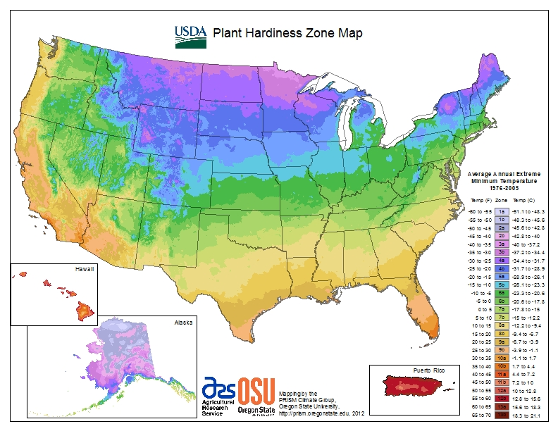 Map Of Canada Climate Zones.Break Out Of Your Hardiness Zone The Laptop Gardener