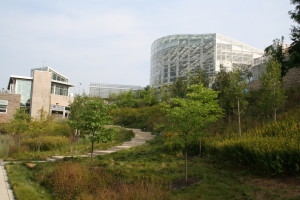 Center for Sustainable Landscapes in Pittsburgh